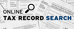 Tax Record Search